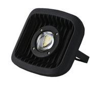 زجاج عدسة bridgelux LED عالية الطاقة البوليفيين ضوء الفيضانات 30W بقعة مصباح دليل على المياه AC85-265V عالية PF إضاءة المشهد MYY