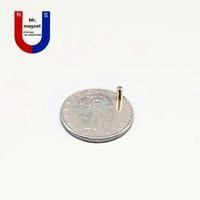 Kleine Scheibe 2x5 des Verkaufs des heißen Verkaufs 2mm x 5mm für Artcraft-Magnet D2x5mm Seltenerdmagnet D2 * 5mm 2x5mm Neodymmagnete 2 * 5mm freies Verschiffen