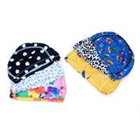 Lycra Swimming Cap Hat met beschermende coating zwemmen strand cap voor volwassen en kind geassorteerde kleuren