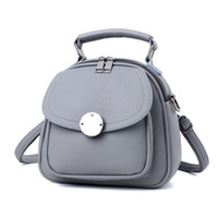 PU Leather Backpacks Hot Sale Women Shopping Clutch Designer...