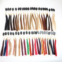 46colors Color Rings for Human Hair Extensions XUCHANG HARMO...