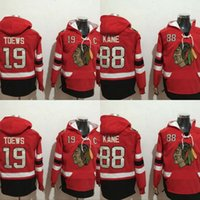 ... inexpensive mens chicago blackhawks hoodies jersey 19 jonathan toews 88  patrick kane 100 stitched embroidery logos 711d3735d
