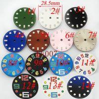 P510 Bliger 28.5 мм Стерильные часы Cound Fit Mingzhu DG2813 / 3804 Движение 40 мм Case Dial