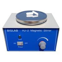 HJ-2 Manyetik Karıştırıcı, Karıştırma Plakası, Stir Barlı Manyetik Karıştırıcı