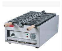 machine à gaufre de type de poisson, taiyaki de bouche ouverte de Japanses électrique faisant la friteuse de fabricant
