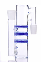 hot sale Ash catcher 18. 8- 18. 8 triple HC three honeycombs gl...