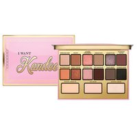 I Want Kandee Collection 15 color palette eyeshadow palette ...