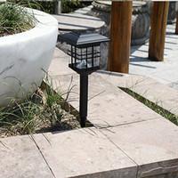 미니 LED 태양 조명 정원 핀 램프 46 센치 메터 3LEDs ABS 야외 방수 홈 조명 장식 마당 심천 중국 공장