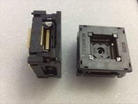 Yamaichi IC Test Gniazdo IC234-144-053P-2 QFP144PIN 0,4 mm Pitch 16x16mm Burn In Gniazdo