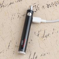 Evod Twist Vape Pen Batterie mit variabler Spannung 650mAh 900mAh UGO eGo C Twist Micro USB Passthrough für 510 Thread Vaporizer Original Großhandel