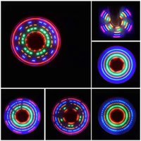 LED Spinner With 11 led can change different Pattern Luminou...