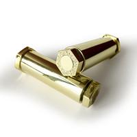 Tubo vuoto Rossetto Tubo Contenitore elegante Chapstick Balsamo per labbra Tubo Regali per le donne trasporto veloce F2017247