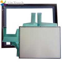 NEW NS12-TS00B-V2 NS12-TS00-ECV2 NS12-TS00-V2 HMI-SPS TouchScreen UND Front-Label-Film Touchscreen und Frontlabel