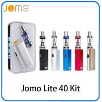 Jomo Lite 40w Jomo 40 watts E Boîte Mod Mod 40w vapor vaporisateur 3ml vaporisateur 0268056