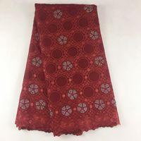 Sıcak Satış Afrika İsviçre Vual Dantel, 903 Ücretsiz Kargo (5 yards / paketi), 100% pamuk Afrika Düğün Dantel Elbise
