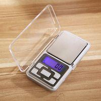 200 g / 0.01 g Báscula de bolsillo Báscula digital eléctrica Joya de oro Peso de balance Mini LCD Escala digital g / oz / ct / tl