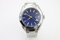 Big sell wholesale hot sell Mans watch 43mm size blue face S...