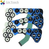 NEU DSQC679 3HAC028357 IRC5 3HAC028357-001 HMI-SPS Tastatur Tastatur mit Folientastatur Dient zur Reparatur der Maschine über die Tastatur