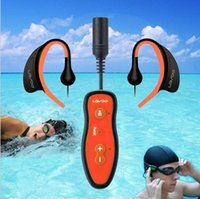 IPX8 waterproof mp3 player swimming mp3 playter High- perform...
