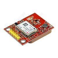 Freeshipping Raspb Erry P I 3 GPS Receptor Módulo para U-Blox Neo-6m w / Antena Passivo Cerâmica para RA SPB Ery Pi UO R3