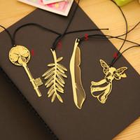 YENI Düğün dekorasyon Altın imi tüy metal paragraf Yaratıcı Imleri 4 türleri öğrenci hediye kitap kullanımı ücretsiz kargo