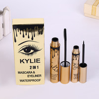 New Kylie Mascara Kylie Eyeliner 2 In1 Suit Ultra- Thin Water...