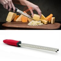 Multifunctional Practical Cheese Grater Stainless Steel Lemo...