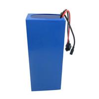 Freier Zollsatz 36V 31.5AH Batterie-Satz 1500W 36 V Roller-Batterie 31.5AH Gebrauch Samsung 3500mah Zelle 50A BMS mit Ladegerät 2A