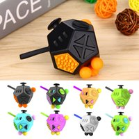 2017 New Version Fidget Cube 2 Stress Reliever Gifts Relieve...