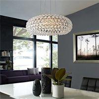 New Bedroom Foscarini Caboche Ball Lampada a sospensione Light Dia35 / 50 / 65CM Ac90-260v Lampadario moderno per soggiorno camera da letto hotel