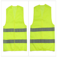 High Visibility Working Safety Construction Vest Warning Ref...