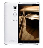 """الهاتف الخليوي الأصلي مقفلة لينوفو الليمون X3 أنف العجل 808 Hexa كور 3GB RAM 32GB ROM Android 5.1 5.5 """"21.0MP بصمة موبايل NFC"""