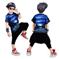 2017 Fashion Summer Boys Children' s Clothing Sets 3D Pr...