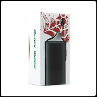 1 Pc Black Widow Vaporizer 2200mAh 3in1 Wax Herb Oil Vape Pen Vaporisateur Pen Mod Cigarettes électroniques E-cigarette