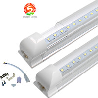 led tube lights 8ft 6ft 5ft 4ft Integrated T8 Tube Lights SM...