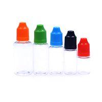 500 шт. 5 мл 10 мл 20 мл 50 мл. Пустая бутылка E жидкостное восковое масло пластиковые бутылки капельницы с дочерние крышки бутылки