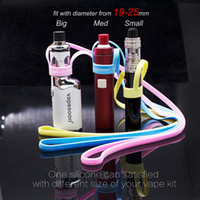 Vapesoon universal silicone lanyard suit for ego aio ego aio...