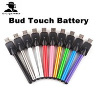 Bud Touch Battery O Pen CE3 Vape Touch Battery 280mAh E-cig 510 Fixe E Cigarettes Fit For Cire Oil Cartridge Vaporizer