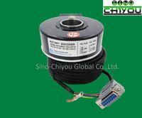 OTS 엘리베이터 부품 로터리 엔코더 모델 : SH100B30-1024-30T / E with cable.voltage : 10-30v