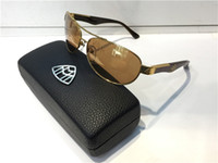 G- WA- Z05 Luxury Car Brand Maybach Sunglasses 18K Gold Plated...
