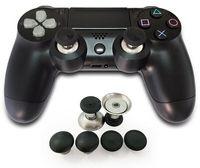 Intercambiador mejorado Palanca para el pulgar Palanca para el pulgar Asas de la empuñadura del pulgar Tapas para XBOX One Elite Controller para Sony PlayStation 4 PS4 4