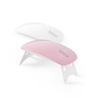 Profesyonel UV Lambası Tırnak Kurutucu Jel Oje Lamba USB UV Jel Lehçe Kür Makinesi Taşınabilir Tırnak Sanat Aracı
