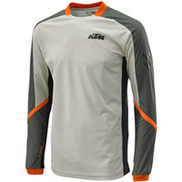 KTM motorcycle jersey long sleeve Quick dry motorbike racing...