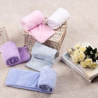 35*70cm Soft Face Towels Coral Fleece Towels Of Strong Water...
