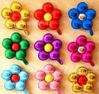 Главная 50 см пять цветов алюминиевой фольги воздушные шары прекрасные игрушки свадебные сувениры и подарки детские день рождения украшения воздушные шары
