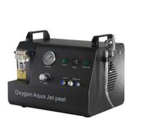 Tragbare Düsenschale Sauerstoff Gesichtsmaschinen Sauerstoff-Therapie Hautpfleger Ausrüstung Gesichtsmaschine Sauerstoffeinspritzmaschine für Gesichtsrejuvenation