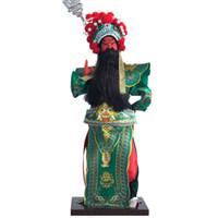 Pechino arti popolari e mestieri di Pechino Opera all'estero per inviare gli stranieri regalo bambola Guan spedizione