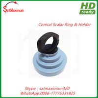 Бесплатная доставка конические скалярные кольца LNB кронштейн 65 мм