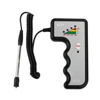 جديد وصول الرقمية اختبار أداة DT01 الفرامل السائل تستر ل dot3 / dot4 المهنية سيارة الفرامل السائل أداة تشخيصية