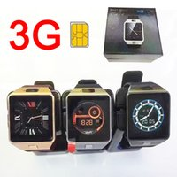 QW09 Android 3g Smart Watch Wifi Bluetooth 4. 0 MTK6572 Dual ...